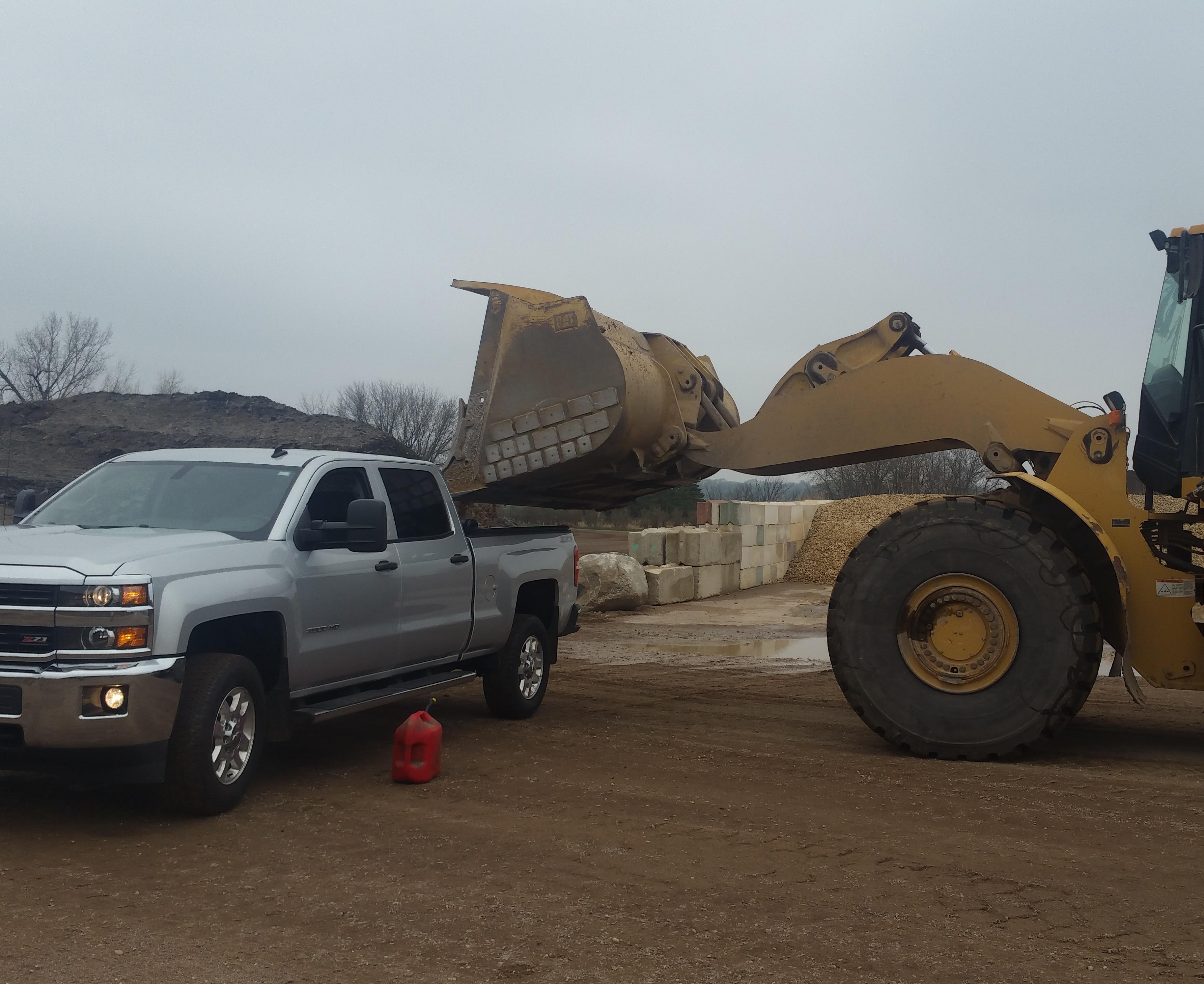 New Pickup