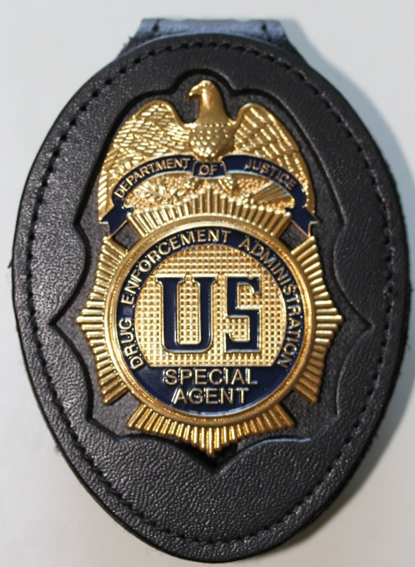 The DEA Agent