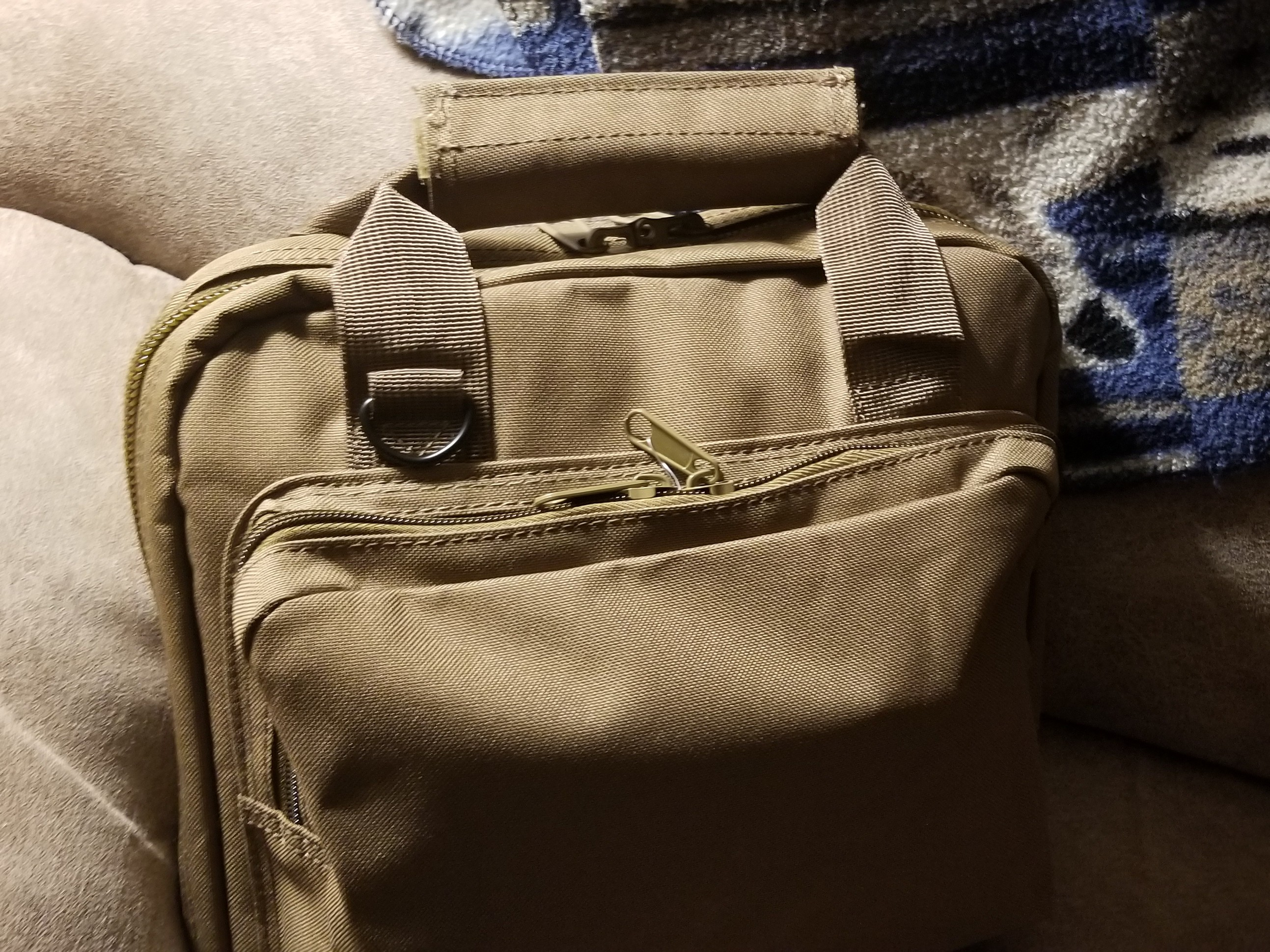 A New Gun Bag