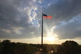 Tallest US Flagpole
