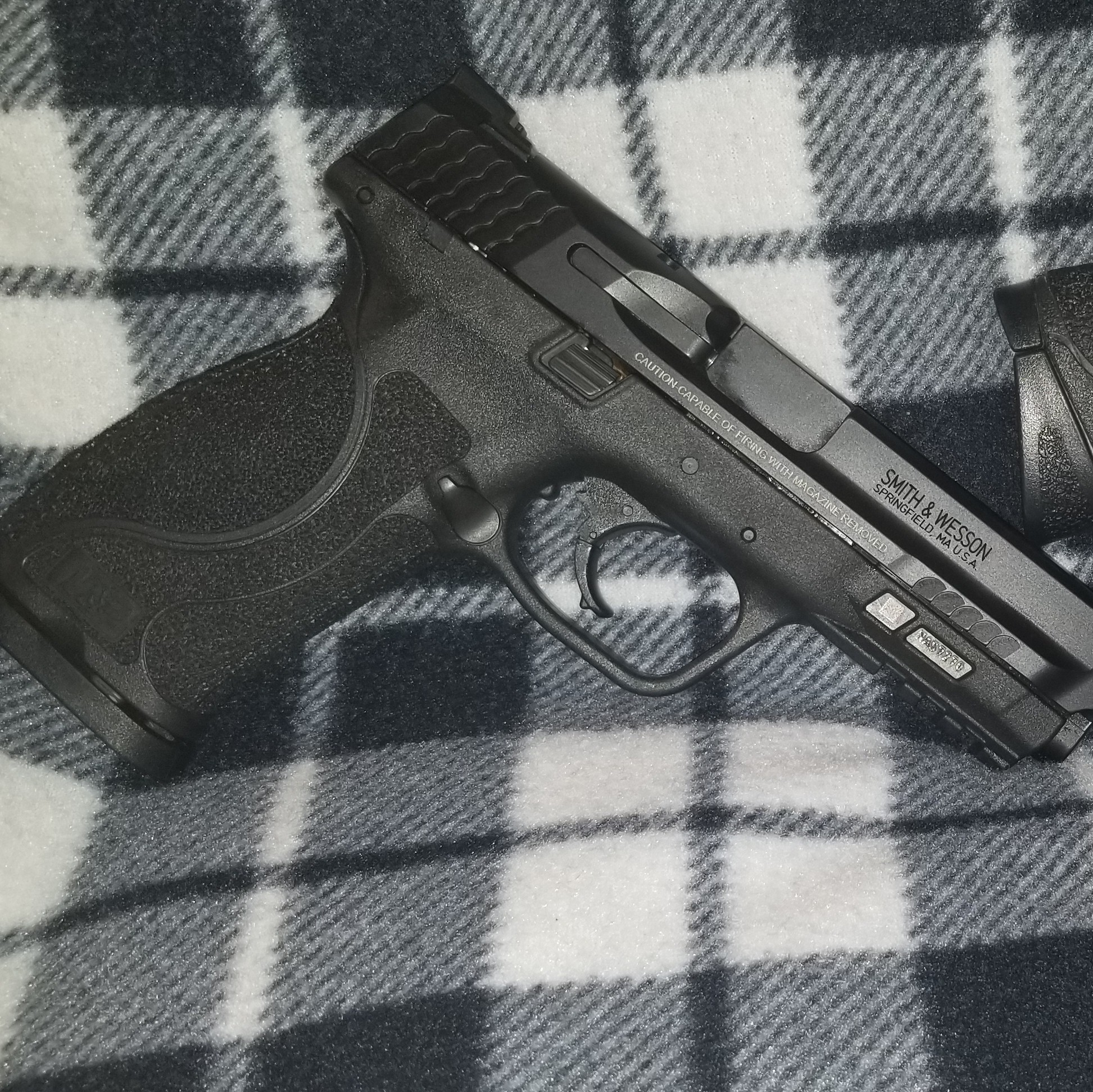 Smith and Wesson M&P 9mm M2.0